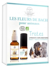 Elixirs & Co Bach Flowers Kit for Sad Pets
