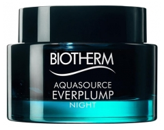 Biotherm Aquasource Everplump Night Mascarilla de Noche Rellenante Efecto Rebote 75 ml