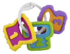 Chicco Keys Rattle 3 Months and +