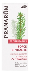 Pranarôm Organic Force and Strength 30ml