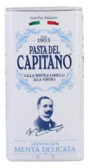 Pasta del Capitano Gentle Mint Chewing-Gum 30g