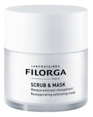 Filorga Scrub and Mask Reoxygenating Exfoliating Mask 55ml