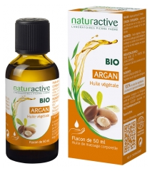 Naturactive Organic Argan Vegetable Oil 50ml