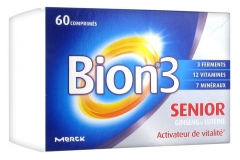 Bion 3 Senior 60 Tablets