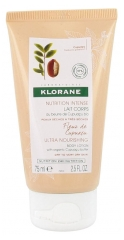 Klorane Cupuaçu Flower Ultra Nourishing Body Lotion 75ml