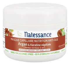 Natessance Hair Mask Argan 200ml
