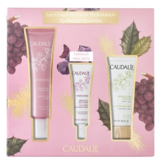 Caudalie Vinosource Hydration Favorites