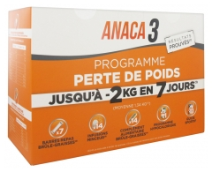 Anaca3 Weight Loss Program