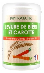 Phytoceutic Brewer's Yeast and Carrot 90 Tablets