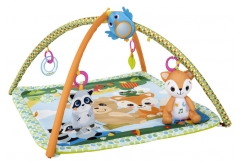 Chicco Move & Grow Mat Relaxation and Toy Magical Forest 0 Month and +