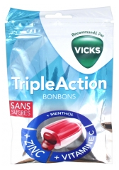Vicks Triple Action Sweet 72g