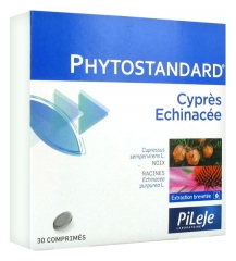 Pileje Phytostandard Cypress and Echinacea 30 Tablets
