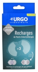Urgo 3 Electrotherapy Patch Refills