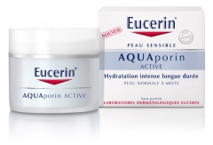 Eucerin Aquaporin Active Moisturising Care for Normal to Combination Skin 50ml