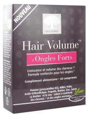 New Nordic Hair Volume et Ongles Forts 60 Comprimés