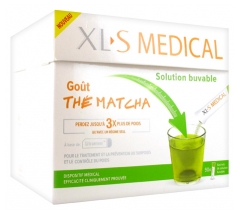 XLS Medical Solution Buvable Goût Thé Matcha 90 Sachets