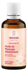 Weleda Breastfeeding Massage Oil 50ml