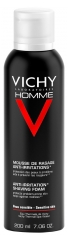 Vichy Homme Mousse à Raser Anti-Irritations 200 ml