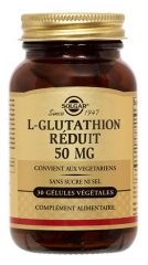 Solgar L-Glutathion 50mg 30 Vegetable Capsules