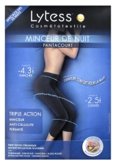 Lytess Dermotextile Night Slimming 1 Capri Black