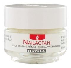 Mavala Nailactan Nutritive Nail Cream For Damaged Nails Box 15ml