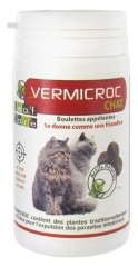 Leaf Care Vermicroc Chat Boulettes 40 g