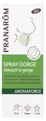 Pranarôm Aromaforce Bio Throat Spray 15ml