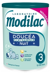 Modilac Doucéa 3 Growth Night From 12 To 36 Months 800g