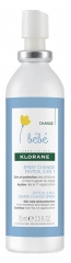 Klorane Baby Eryteal 3-in-1 Diaper Change Spray 75ml