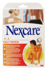 3M Nexcare 2 Patchs Chauffants