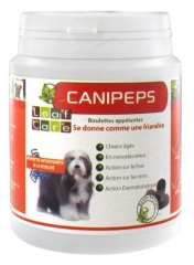 Leaf Care Canipeps Dog Pellets 100g