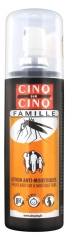 Cinq sur Cinq Family Anti-Mosquitoes Lotion 100ml