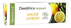 Aquasilice Dentifrice Silicium Organique Sauge Citron 50 ml