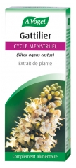 A.Vogel Cycle Menstruel Gattilier Extrait de Plante 50 ml