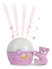 Chicco First Dreams Projecteur de Lit Next 2 Stars 0 Mois et +