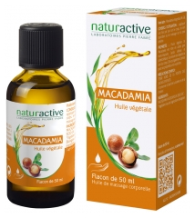 Naturactive Macadamia Vegetable Oil 50ml