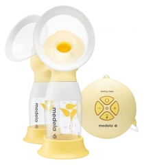 Medela Swing Maxi Flex 2-Phase Double Electric Breast-Pump