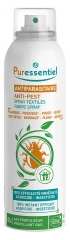 Puressentiel Antiparasitaire Spray Textiles 150 ml