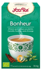Yogi Tea Happiness 17 Sachets