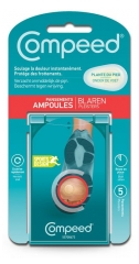 Compeed Ampollas planta del pie 5 apósitos