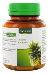 Naturland Pineapple Stem 75 Vegecaps