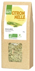 Esprit Bio Lemongrass Leaves to Infuse Balance 50g
