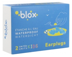 Blox Aquatic Earplugs x2