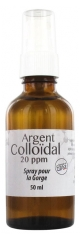 Dr. Theiss Argent Colloïdal 20 ppm Spray Gorge 50 ml