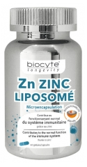 Biocyte Longevity Zn Zinc Liposomed 60 Capsules