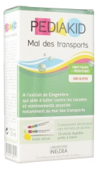 Pediakid Mal des Transports 10 Sticks Liquides