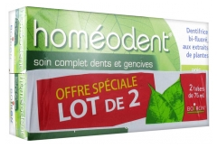 Boiron Homéodent Complete Care for Teeth and Gums 2x75ml