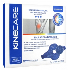 Visiomed Kinecare Coussin Thermique Genou 30 x 22 cm