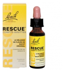 Bach Rescue Dropper-bottle 10ml