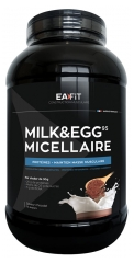 Eafit Construction Musculaire Milk & Egg 95 Micellaire 2,2 kg